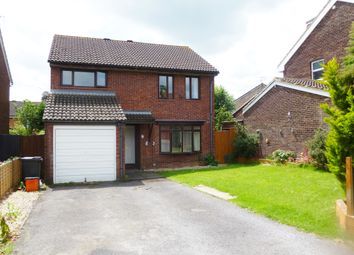 Thumbnail 4 bedroom detached house for sale in Bosworth Road, Swindon