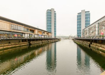 Thumbnail 1 bed flat to rent in Chatham Quays, Dock Head Road, Chatham