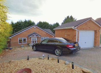 Thumbnail 2 bed detached bungalow for sale in Southdown, Weston-Super-Mare