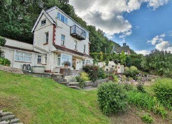Thumbnail 4 bed detached house for sale in Caerleon Road, Newport, Gwent.