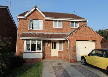 Thumbnail 4 bed detached house to rent in Birch Green Close, Maltby, Rotherham