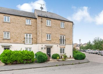 Thumbnail 2 bed town house for sale in Harlow Crescent, Oxley Park, Milton Keynes