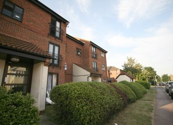 Thumbnail 1 bed flat for sale in Shafter Road, Dagenham, London