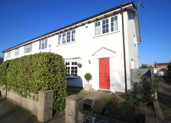 Thumbnail Semi-detached house for sale in New Road, Burbage, Hinckley