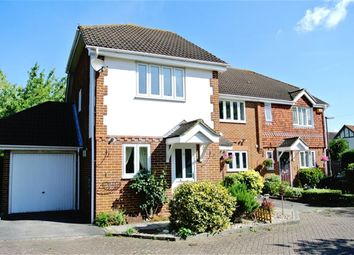 Thumbnail 2 bed property to rent in St. Pauls Close, Addlestone, Surrey