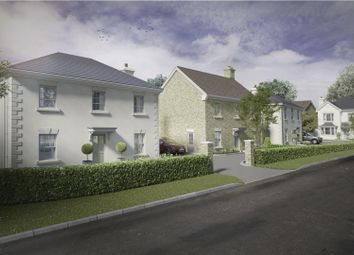 Thumbnail 3 bed detached house for sale in The Oaks, Middle Hill, Egham