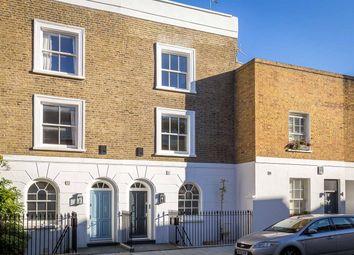 Thumbnail 4 bed terraced house for sale in St Lukes Street, Chelsea