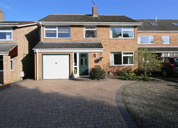 Thumbnail 4 bed detached house for sale in Norton Leys, Hillside, Rugby