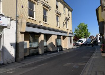 Thumbnail Retail premises for sale in High Street, Royston, Hertfordshire