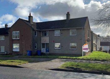 Thumbnail 1 bed flat for sale in Maxwellton Road, Calderwood