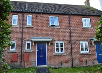 Thumbnail 2 bed terraced house to rent in Cleves Road, Haverhill