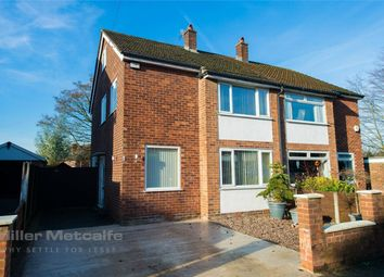 Thumbnail 3 bed semi-detached house for sale in Whelan Avenue, Bury, Lancashire