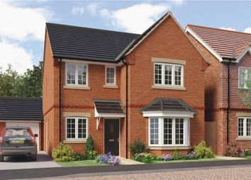 "Thumbnail 4 bedroom detached house for sale in ""Mitford"" at Anstey Road, Alton"