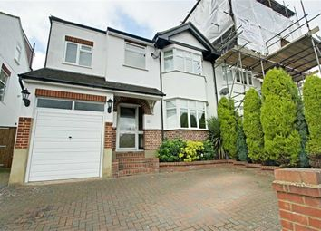 Thumbnail 5 bedroom semi-detached house for sale in Osbourne Avenue, Kings Langley