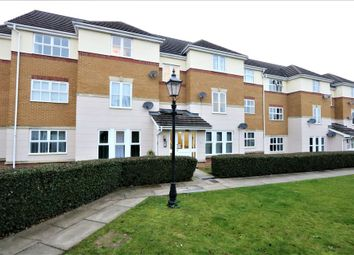 Thumbnail 2 bed flat for sale in Merlin Close, Chafford Hundred, Grays