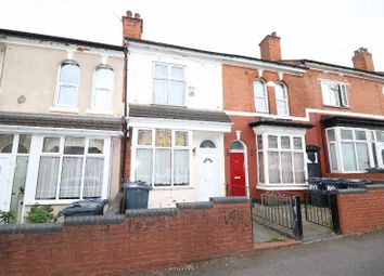 3 bed terraced house for sale in Westbourne Road, Handsworth, West Midlands B21