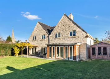 Thumbnail 5 bed detached house for sale in King Edwards Way, Edith Weston, Rutland