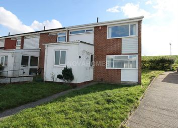 Thumbnail 3 bed end terrace house for sale in Godding Gardens, Southway