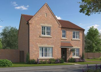 Thumbnail 4 bed detached house for sale in Rowley Fields, Busk Lane, Church Fenton