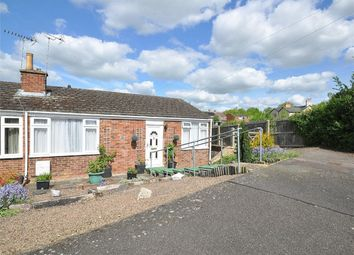 Thumbnail 2 bed terraced bungalow for sale in Moorfield Way, Great Stukeley, Huntingdon, Cambridgeshire