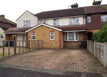 Thumbnail 3 bed terraced house for sale in Oaktree Avenue, Maidstone, Kent
