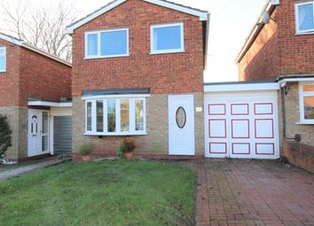 Thumbnail 3 bed link-detached house for sale in Rutherglen Close, Etchinghill, Rugeley