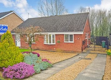 Thumbnail 2 bed semi-detached bungalow for sale in Valley View Drive, Bottesford, Scunthorpe