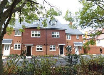 Thumbnail 4 bed property to rent in Dame Kelly Holmes Way, Tonbridge, Kent