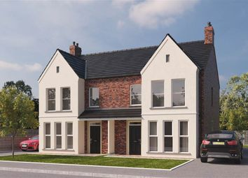 Thumbnail 3 bed semi-detached house for sale in 19, Hartley Hall, Greenisland