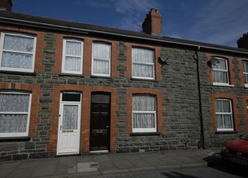 Thumbnail 2 bed terraced house for sale in Greenfield Street, Aberystwyth