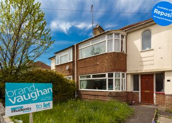 4 bed semi-detached house to rent in Lower Bevendean Avenue, Brighton BN2