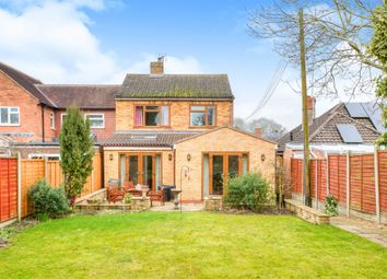 Thumbnail 3 bed detached house for sale in Aston Cantlow Road, Wilmcote, Stratford-Upon-Avon