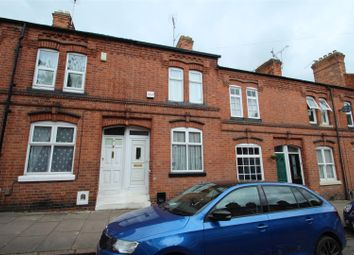 Thumbnail 2 bed terraced house for sale in St. Leonards Road, Clarendon Park, Leicester