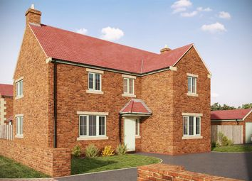 Thumbnail 4 bedroom detached house for sale in Plot C, Oak House Farm, Stanfree, Chesterfield