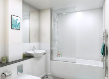 Thumbnail 1 bed flat for sale in Manchester Waterfront Properties, Adelphi Street, Manchester