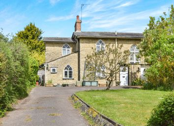 Thumbnail 3 bed cottage for sale in Water Lane, Sherington, Newport Pagnell