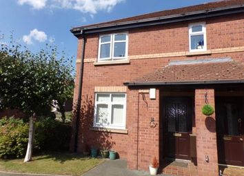 Thumbnail 2 bed flat for sale in Cheviot Close, Birkenhead, Merseyside