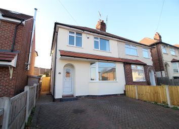 Thumbnail 3 bed semi-detached house for sale in School Lane, Beeston, Nottingham