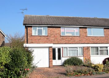 Thumbnail 3 bed semi-detached house for sale in Byron Avenue, Colchester