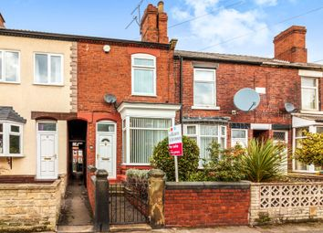 Thumbnail 3 bed terraced house for sale in Newton Street, Rotherham