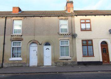 Thumbnail 3 bed terraced house for sale in Uxbridge Street, Burton-On-Trent