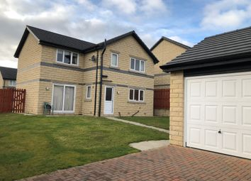 Thumbnail 4 bed detached house for sale in Redwood Crescent, Bradford