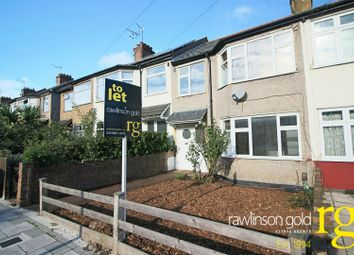 Thumbnail 3 bed terraced house for sale in Crofts Road, Harrow-On-The-Hill, Harrow