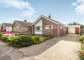 Thumbnail 3 bed detached bungalow for sale in Manor Road, Saxilby, Lincoln