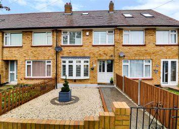 Thumbnail 3 bed terraced house for sale in Moor Park Gardens, Leigh-On-Sea