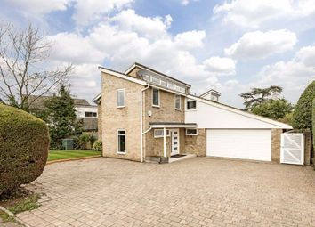 4 bed detached house for sale in Church Meadow, Long Ditton, Surbiton KT6