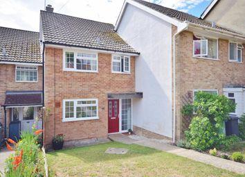 Thumbnail 3 bed terraced house for sale in Kings Furlong, Basingstoke