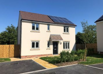 Thumbnail 3 bed detached house for sale in Briar Leaze, Compton Bassett, Calne