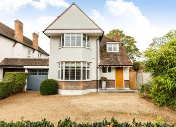 Thumbnail 4 bed detached house for sale in Harfield Road, Sunbury-On-Thames
