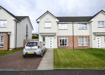 Thumbnail 3 bedroom property for sale in Quarry Crescent, Kilsyth, Glasgow